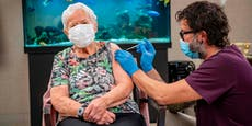 Erste Schweizerin gegen Corona geimpft