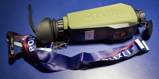 Am 16. Oktober wurden der Wiener Wasserpolizei zwei neueFLIR-Wärmebildkameras durch das Innenministerium übergeben