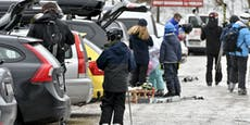 Nächstes Skigebiet bleibt zu Weihnachten dicht