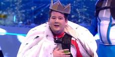 TV-Comedian hält Neujahrsansprache in Deutschland