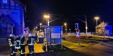Regionalzug reißt Pflegelehrling (16) vom Bahnsteig – tot