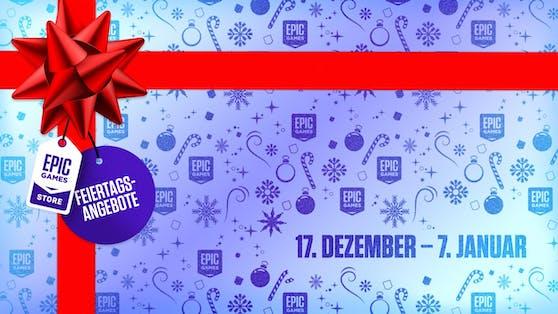 Epic Games Store Holiday Sale gestartet - 15 Tage lang gratis Spiele.