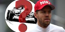 So spektakulär ist der neue Aston Martin von Vettel