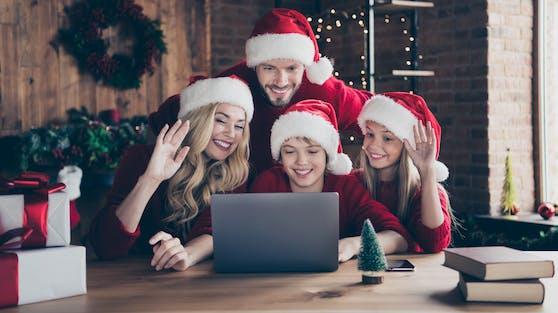 Dieses Jahr feiern wir teilweise auch digital Weihnachten.