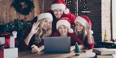 Mit diesen 10 Tipps klappt die Weihnachtsfeier via Zoom