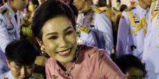Nackt-Fotos von Geliebter des Thai-Königs geleakt