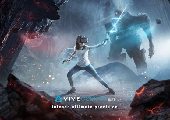"Viveport Q4 2020 Releases mit ""LA Noire"" und ""Gnomes & Goblins""."