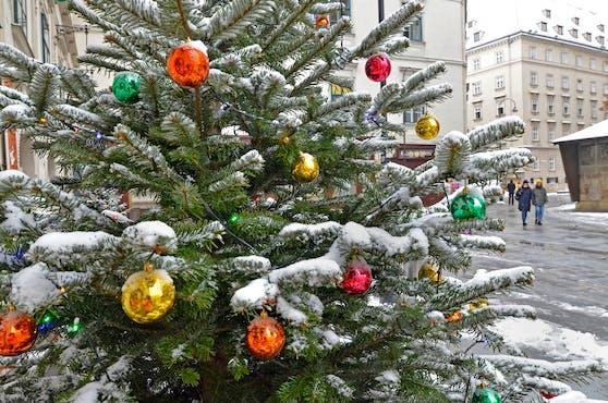 Über Schnee dürfen sich in Österreich nicht alle Gebiete freuen.