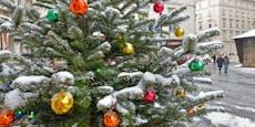 Kältesturz – HIER fällt in Österreich bald viel Schnee