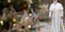 Urbi et Orbi: Papst fordert Impfung für alle