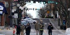 Nashville-Explosion:Polizei geht nun von Anschlag aus