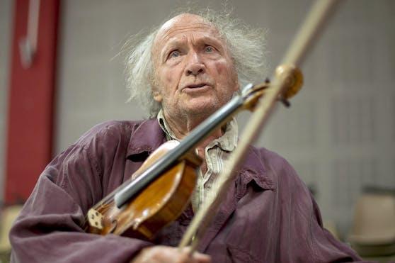 Mit 98 Jahren ist der Stargeiger Ivry Gitlis verstorben.
