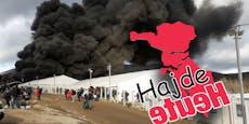 Balkan brennt zu Weihnachten - und es ist allen egal