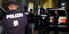 Mann zuckt bei Streit mit Freundin in Wien völlig aus