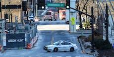 Nashville: Verhinderten Polizisten größere Katastrophe?