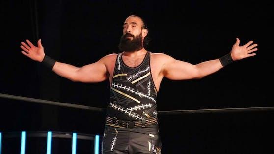 Wrestling-Star Jon Huber.
