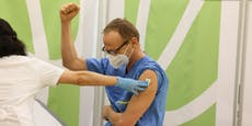 Star-Mediziner schreibt nun ein Impf-Tagebuch