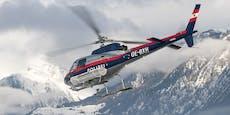 Paar aus NÖ schwer verletzt von Kärntner Berg gerettet