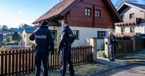 Die 25-jährige Eny A. war im Keller des Hauses im Zaubertal ermordet worden.