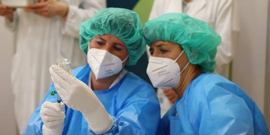 Seit 27. Dezember wird in Österreich gegen das Coronavirus geimpft.
