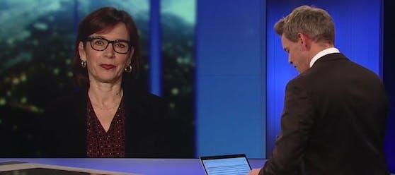 Ursula Wiedermann-Schmidt im Interview mit Martin Thür.