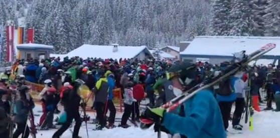 Skifahren ist den Österreichern offenbar sehr wichtig.