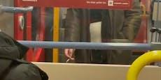 Raucher in der U6 sorgt für Ärger bei Fahrgästen