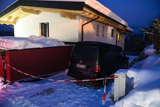 Ersten Informationen zufolge kam es in Längenfeld bei Sölden zu einem Doppelmord an zwei Kindern. (28. Dezember 2020)