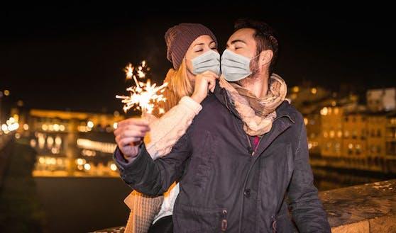 """Nix mit """"Gutes Neues Jahr!"""": Corona lässt viele Österreicher pessimistisch ins Neue Jahr blicken."""
