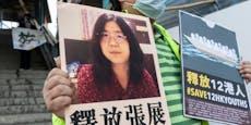 4 Jahre Haft für chinesische Corona-Journalistin