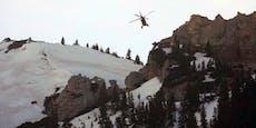 Skigebiete müssen wegen Orkan-Sturm schließen
