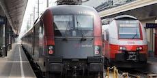 Weiter Wirbel um weniger Züge auf der Westbahnstrecke