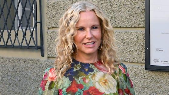 Katja Burkard bei den Salzburger Festspielen 2020