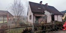 Brandopfer stirbt nach 7 Tagen Todeskampf im Spital