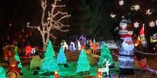 Regierung zieht Weihnachtshaus im Burgenland Stecker