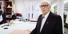 Star-Modeschöpfer Pierre Cardin ist tot