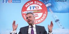 FPÖ-Chef Hofer beschwert sich über neue Maßnahmen