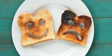 Toast im Öko-Test: Hier gibt's Mineralöl zum Frühstück