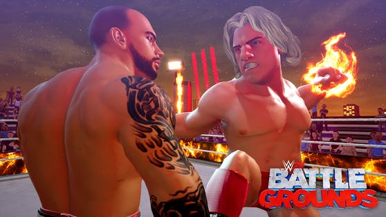 """Drittes """"WWE 2K Battlegrounds"""" Roster-Update."""
