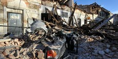 Zwei neue Erdbeben erschüttern Kroatien