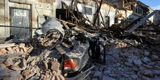 Kroatien ruft nach neuem Beben Katastrophenzustand aus