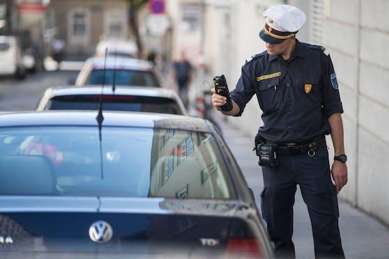 Parkgebühren in Wien könnten an das parkende Auto angepasst werden.