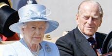 Mit 100 wird Prinz Philip zum Party-Muffel