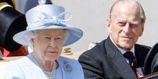 Briten in Sorge: Prinz Philip (99) ins Spital gebracht