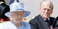 74 Jahre Ehe: So reagiert Elizabeth II. auf Philips Tod