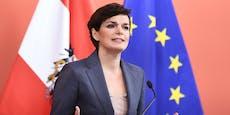 SPÖ-Chefin willmehr Impfen und Wohnzimmer-Tests