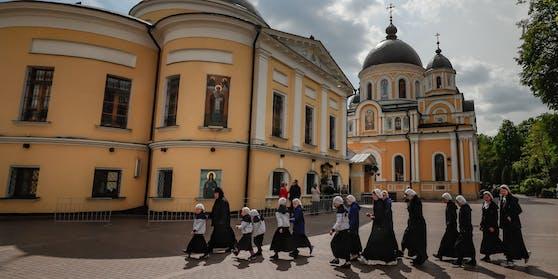 Ein russisches Kloster. (Symbolbild)