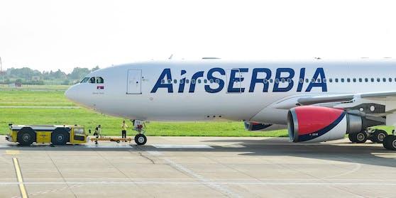 Air Serbia ist pleite.