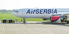 Serbische Airline ist konkursreif