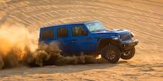 Nach 40 Jahren kommt der Jeep Wrangler wieder mit V8.
